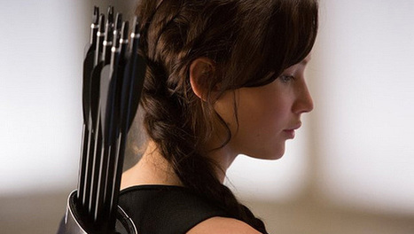The Katniss Era: What Our YA Heroines Say About Us | Tracking Transmedia | Scoop.it
