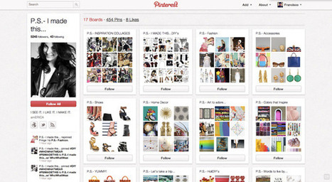 Pinterest, tout ce que vous devez savoir ! | David Galiana | e-marketing, le couteau suisse | Scoop.it