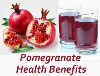 Significance of consumption of pomegranate fruits. | Health | Scoop.it