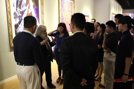 Un Artista Marchigiano in Cina | L'arte di Vittorio Amadio a Xiamen | Le Marche un'altra Italia | Scoop.it