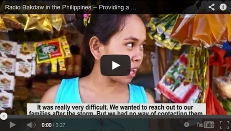 Radio Bakdaw in the Philippines – Providing a Voice for the Local Community | Internews | Radio Hacktive (Fr-Es-En) | Scoop.it