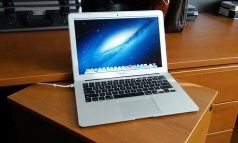 Un MacBook Air avec un écran Retina espéré pour cette année | Veille Technologique MAC | Scoop.it