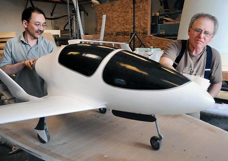 Synergy Airplane Design | Aerodynamics | Scoop.it