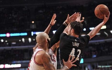 Report: Bulls renewing push for Love | Sports Doc | Scoop.it