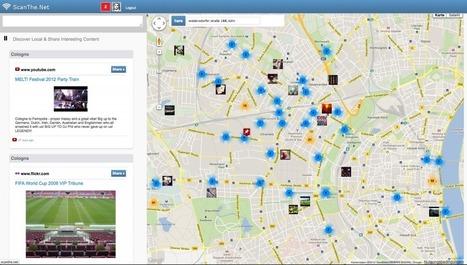 ScanThe.net – neue Location Base-Suche für das soziale Netzwerk aus Köln » Kölner Internet Union | Social-Media-Storytelling | Scoop.it