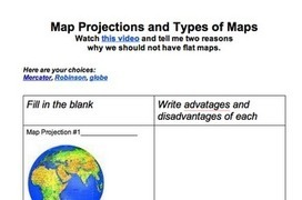 World History Teachers Blog: West Wing - Why Have Different Maps | Lessons for the Classroom | Scoop.it