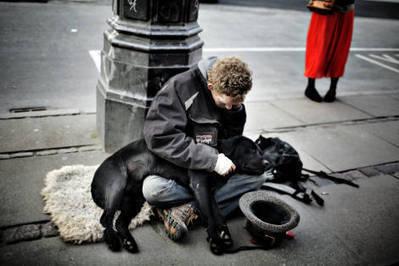 Der var ikke plads i herberget | Unge hjemløse | Scoop.it