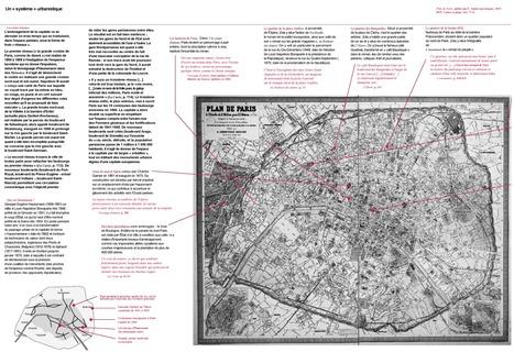 Zola et le Paris d'Hausmann | Géographie : les dernières nouvelles de la toile. | Scoop.it