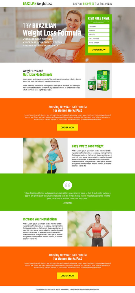 20 best landing page designs for lead generation 2016 | Landing Pages | best landing page design | Scoop.it