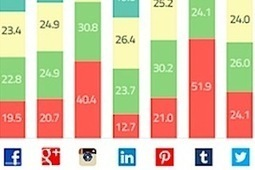 User Age Profiles of Top Social Networks | Social and digital network | Scoop.it