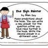 the sign painter allen say