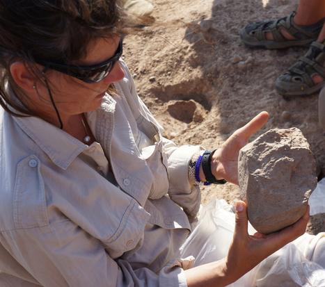 Stone tool discovery pushes back the archaeological record by 700,000 years #science | Limitless learning Universe | Scoop.it