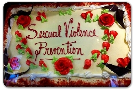 Columbia University baffles with 'sexual violence prevention' cake | Public Relations & Social Media Insight | Scoop.it