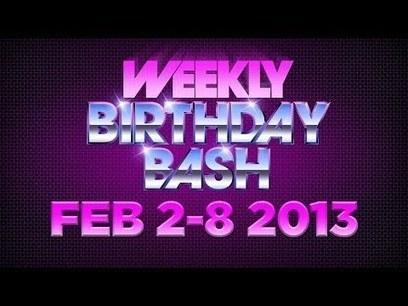 Celebrity Actor Birthdays - February 2-8, 2014 HD | Best Videos On YouTube | Scoop.it