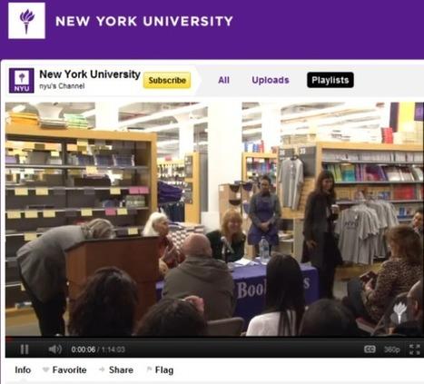 New York University Open Education Courses | Teaching Economics | Scoop.it