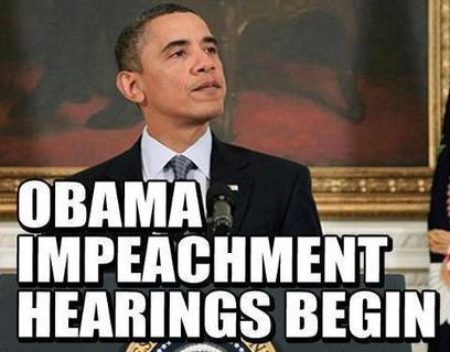 On Monday March 11, 2013, Congress is reportedly beginning impeachment proceedings against Barack Obama. | Blogging/Citizen Journalism | Gov and law presidents | Scoop.it