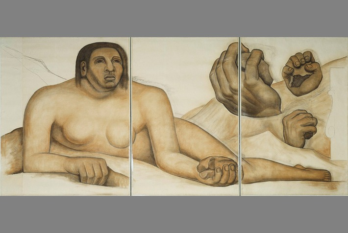 Detroit Institute of Arts to examine and photograph rare preparatory drawings of Diego Rivera's industry murals   Art Daily   Amériques   Scoop.it