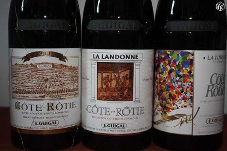 Les meilleurs vins de la trilogie E. Guigal - Comptoir des Millésimes : le Blog | Vins Grands Crus et Vieux Millésimes | Scoop.it