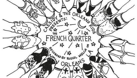 "Release: ""The French Quarter"" by Cassidy & The Orleans Kids 