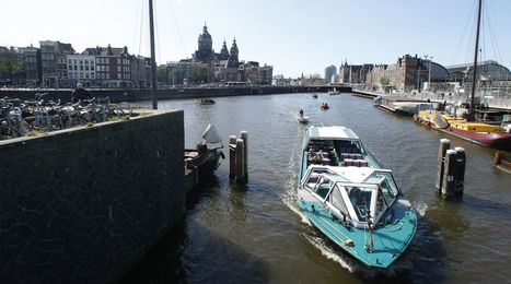 Amsterdam veut discipliner ses touristes | Offices de Tourisme | Scoop.it