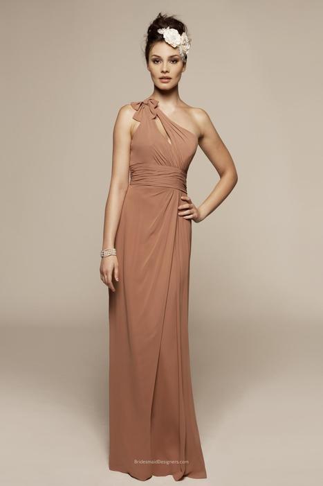 One Shoulder - Bridesmaid Dresses By BridesmaidDesigners | Discount Bridesmaid Dresses | Scoop.it