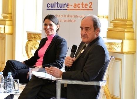 Numérisation : Pierre Lescure désavoue les partenariats de la BnF | Trucs de bibliothécaires | Scoop.it