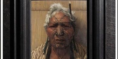 Paul Moon: Portraits fall back on shock value   The New Zealand Herald   Kiosque du monde : Océanie   Scoop.it