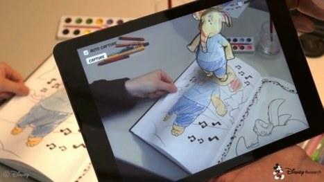 La nueva app de Disney de realidad aumentada hará que te ... - Teknofilo | Aumentad@s | Scoop.it