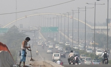 India court slams Delhi's worsening air pollution | Urban Places | Scoop.it