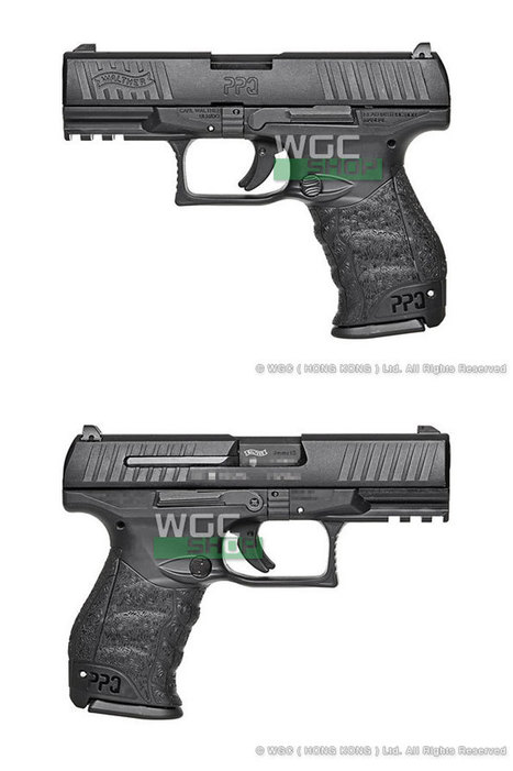 Stark Arms Walther PPQ M2 Asia Edition | Popular Airsoft | Airsoft Showoffs | Scoop.it