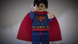 Man Of Steel Lego Stop Motion Animation Trailer 2 | SOAO Art and Design | Scoop.it