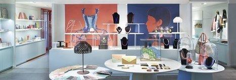 107RIVOLI, la boutique - Les Arts Décoratifs - Site officiel | Decoration aménagements commerciaux et professionnels, cosa&faits | Scoop.it
