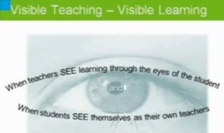 Top 15 Effective Methods of Teaching and Learning   Visible Learning   Scoop.it