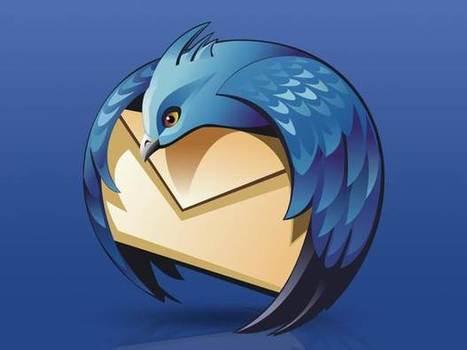 Thunderbird va bientôt mourir, quelle solutions pour le remplacer ?   E-school   Scoop.it