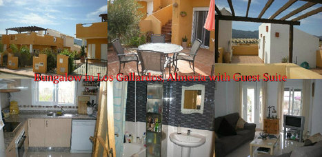 Bungalow in Los Gallardos, Almeria | The Time to Invest in Spain | Scoop.it