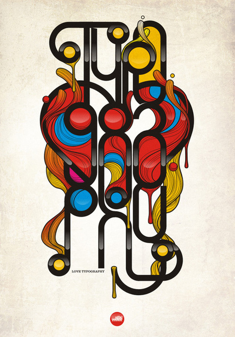 Fresh and Beautiful Typography Designs for Inspiration   Typography: Ideas for theFlame   Scoop.it