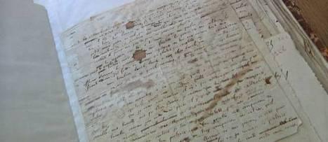VIDÉO. Les incroyables trésors de l'Histoire : les lettres d'amour de Camille Desmoulins à Lucile. | Théo, Zoé, Léo et les autres... | Scoop.it