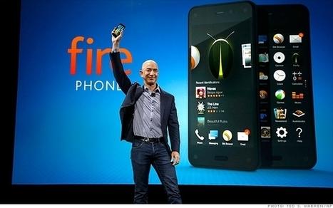 Le nouveau smartphone d'Amazon : une mauvaise nouvelle pour le retail ? | STEVEN ABAJOLI | Scoop.it