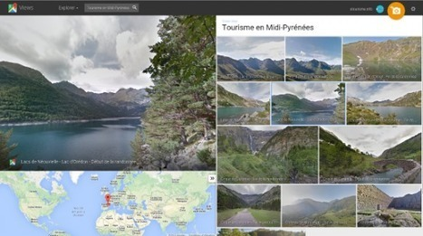 Google fait la trace en Alsace - Etourisme.info | Médias sociaux et tourisme | Scoop.it
