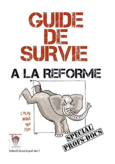 Guide de survie à la réforme  : Special Profs-Docs | Pédagogie info-documentaire en CDI | Scoop.it
