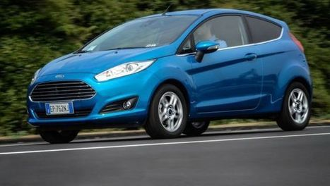 Ford Fiesta: come nasce in 86 secondi - autoblog.it (Blog) | Ford Roma | Scoop.it