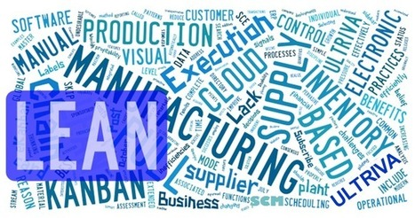 Why Supply Chain Needs to Embrace Lean Manufacturing Principles | Space saving in the Supply chain | Scoop.it