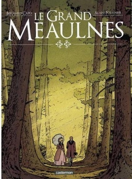 Grand Meaulnes (Le) -- Le grand Meaulnes - BD | Le Grand Meaulnes | Scoop.it