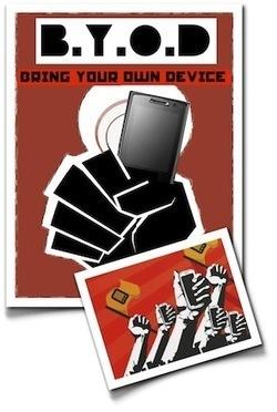 BYOD e informática corporativa | Curso #ccfuned: Trae tu propio dispositivo - Bring your own device (BYOD) aplicado a la educación | Scoop.it