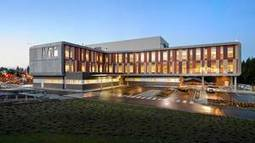 Hospital uses power of architecture to promote healing | DesignBuild News | Scoop.it