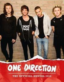 One Direction: Official Annual 2016 | Online Book Store | Scoop.it
