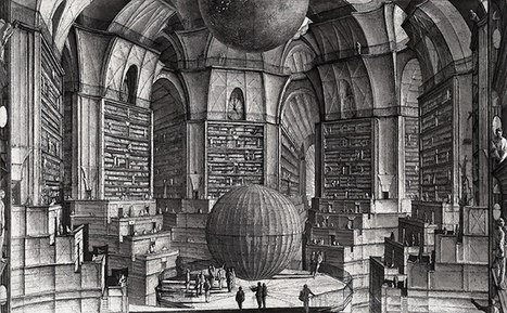 "Visit The Online Library of Babel: New Web Site Turns Borges' ""Library of Babel"" Into a Virtual Reality 