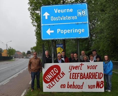 Niet alle Unizo-afdelingen denken hetzelfde over aanleg N8 Ieper Veurne - Het Nieuwsblad | westhoek | Scoop.it