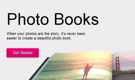 Flickr anuncia Photo Books, para transformar tus fotos en libros | VIM | Scoop.it
