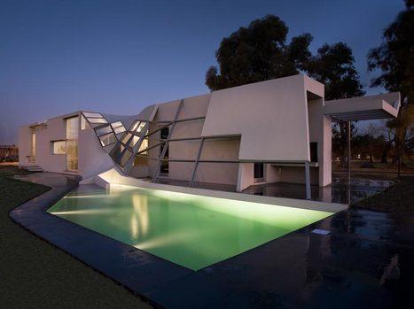 patterns: fyf residence   Rendons visibles l'architecture et les architectes   Scoop.it